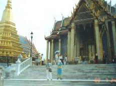 sakhone-k. at WutPrakeo, Thailand.