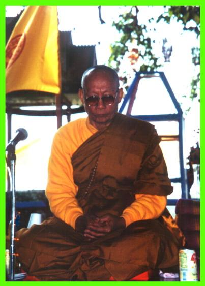 Monk Pra-ArJarn   Oudom  Chanthavungso