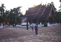 sakhone-k. at Wut Xiengthong, Luangprabang.